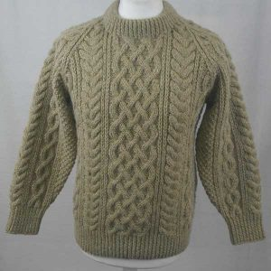 1A Country Meetings Crew Neck Sweater Beige