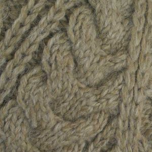 1A Country Meetings Crew Neck Sweater Beige Alpaca
