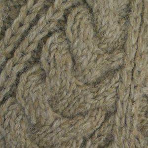 1A Country Meetings Crew Neck Sweater Beige Alpaca