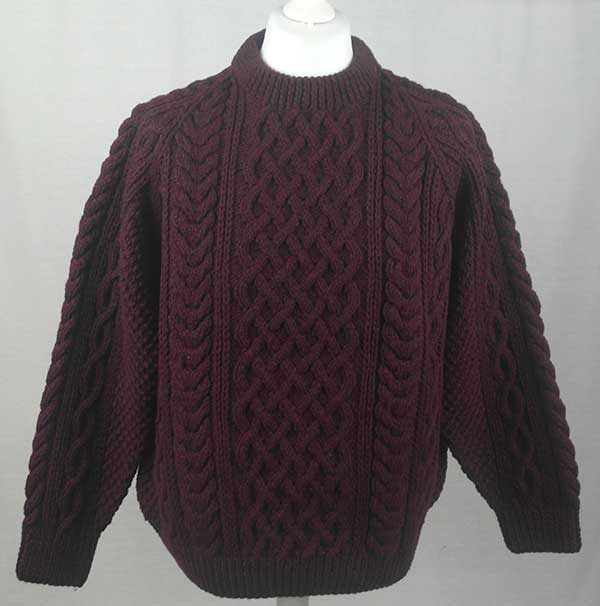1A Country Meetings Crew Neck Sweater Wizard