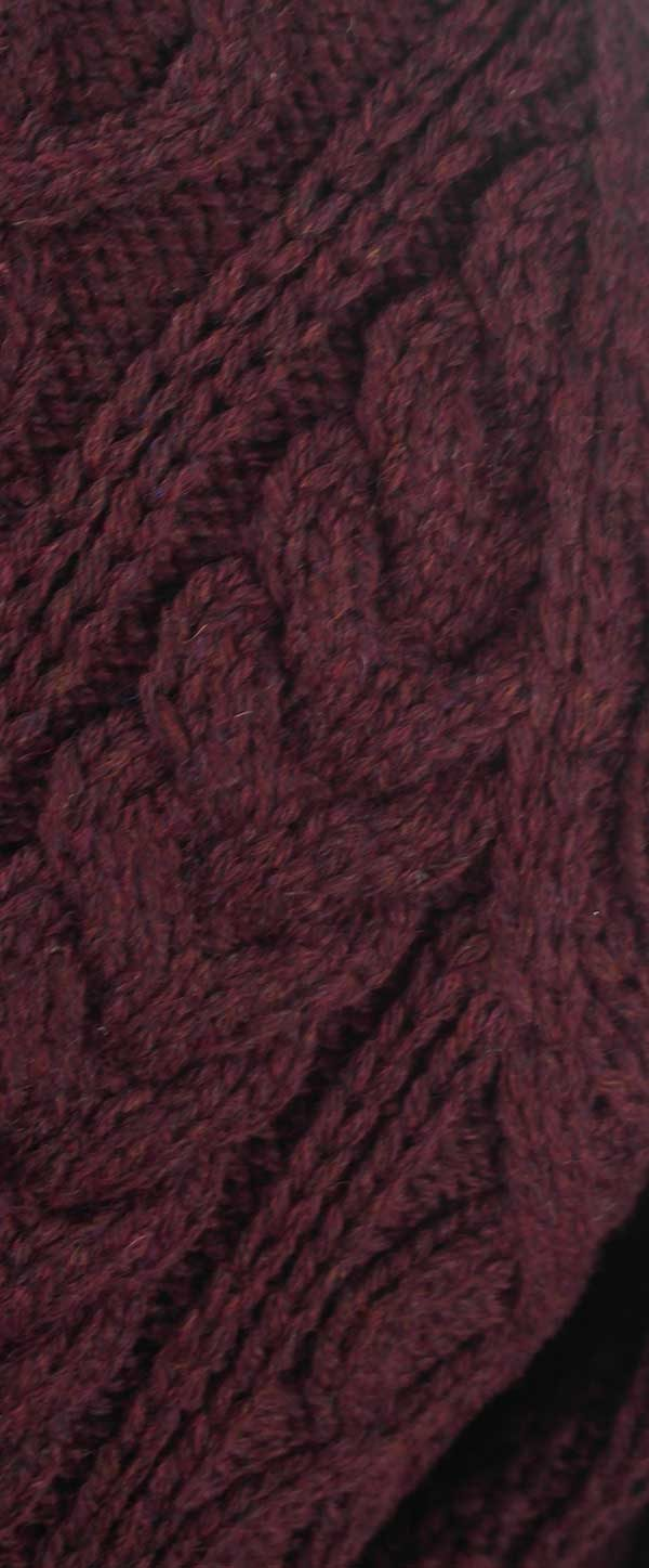 1A Country Meetings Crew Neck Sweater Wizard Rennie Shetland