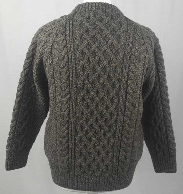 1A Country Meetings Crew Neck Sweater Rebel Back
