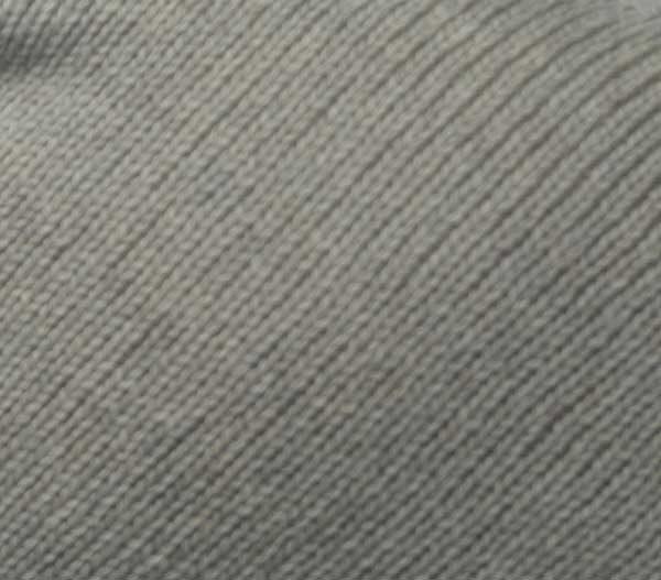 Hand Framed Crew Neck Sweater Putty Rennie Shetland