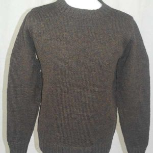 Hand Framed Crew Neck Sweater Turin