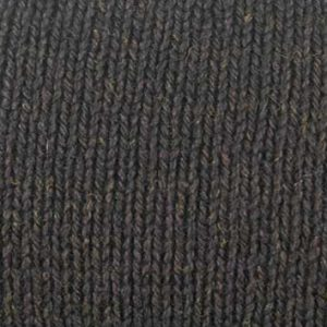 Hand Framed Crew Neck Sweater Truffle Rennie Shetland