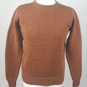 Hand Framed Crew Neck Sweater Sienna