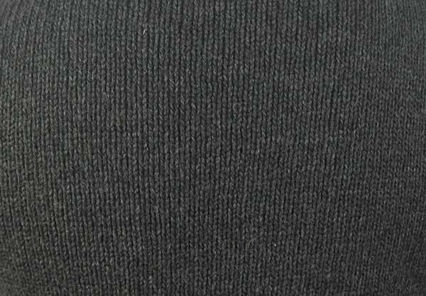Hand Framed Crew Neck Sweater Spruce Rennie Shetland