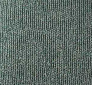 Hand Framed Crew Neck Sweater Fauna Rennie Shetland