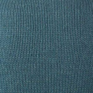 1Z Hand Framed Crew Neck Sweater Blue Cashmere