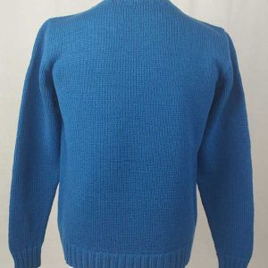 1A Hand Framed Crew Neck Sweater Neptune Back