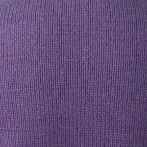 1A Hand Framed Crew Neck Sweater Clematis Lambswool