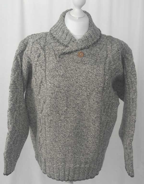 207 Twechar Sweater Herdwick