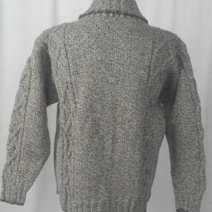 207 Twechar Sweater Herdwick Back