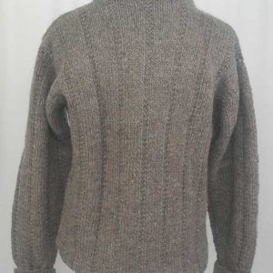 218 Braemar Sweater Oatmeal Back