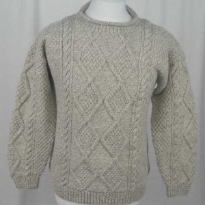 223 Rhu Sweater Heather