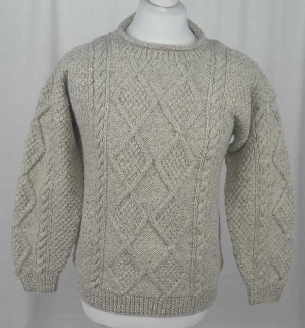 223 Rhu Sweater Heather