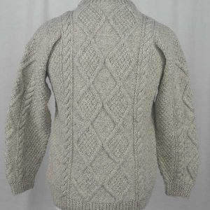 223 Rhu Sweater Heather Back