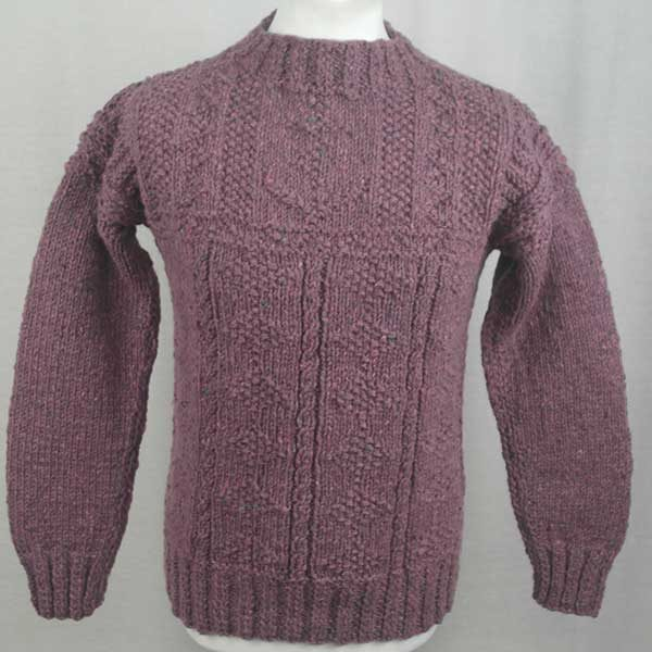 2B Sheila McGregor Crew Neck Sweater Pink