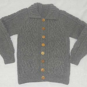3A Lumber Cardigan Grey