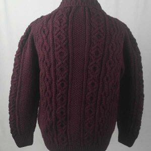 3A Lumber Cardigan Wizard Back