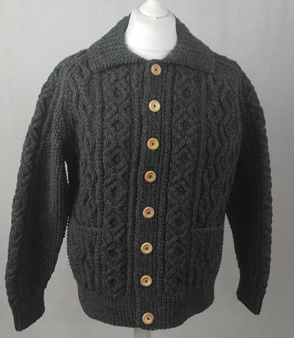 3A Lumber Cardigan Oxford