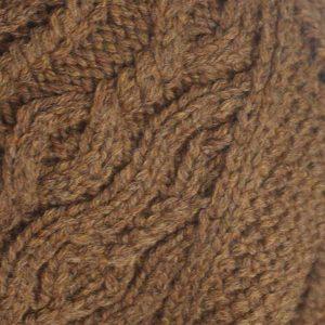 3A Lumber Cardigan Pecan Rennie Shetland