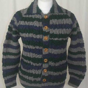 3A Ripple Lumber Cardigan Assorted