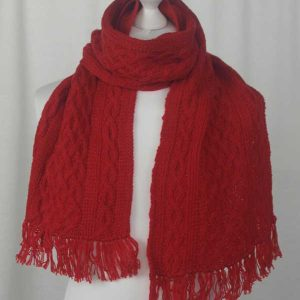 40F Trelis Scarf Holly