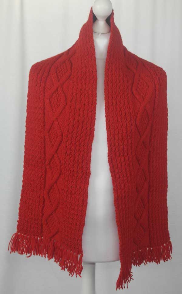 40G Diamond Scarf Holly