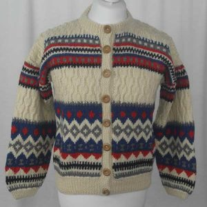 53C Nordic Cardigan Assorted