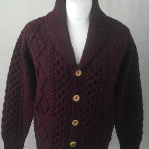 6A Shawl Collar Cardigan Wizard