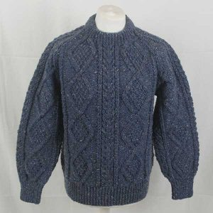 1B Cara Crew Neck Sweater Denim 7013
