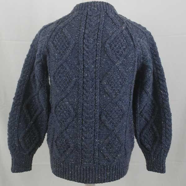 1B Cara Crew Neck Sweater Denim 7013
