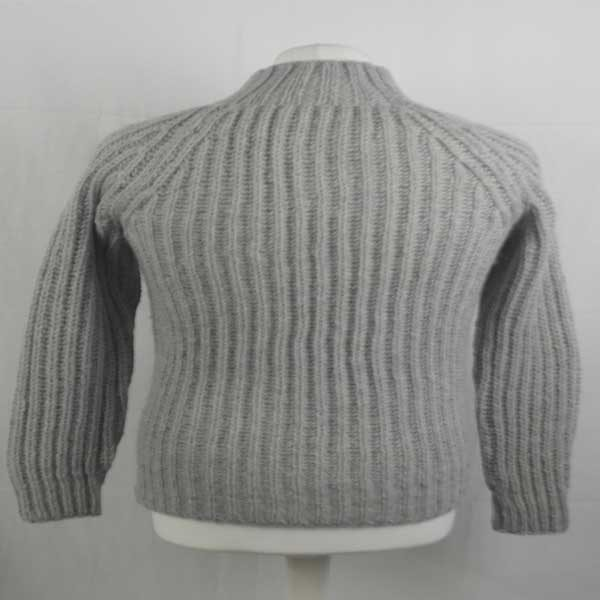 200 Atholl Buttoned Sweater Haze L254