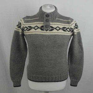 201 Errol Buttoned Sweater 268a Assorted