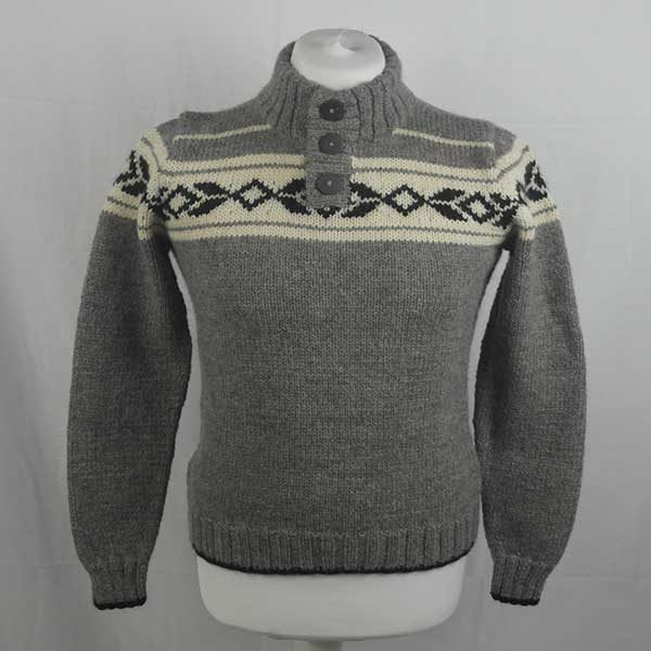 201 Errol Buttoned Sweater 268a Assorted