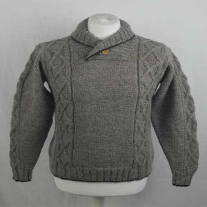 207 Twechar Sweater 269a Bracken-Noir