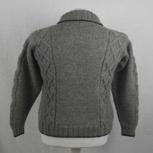207 Twechar Sweater 269b Bracken-Noir