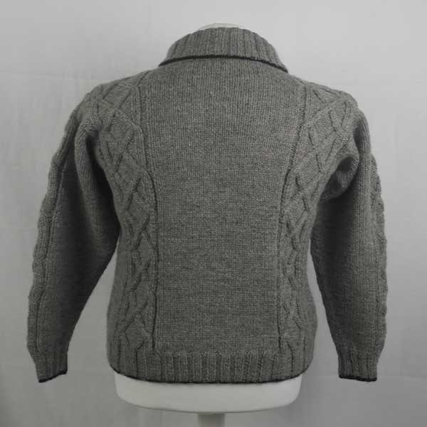 207 Twechar Sweater 269b Bracken-Noir