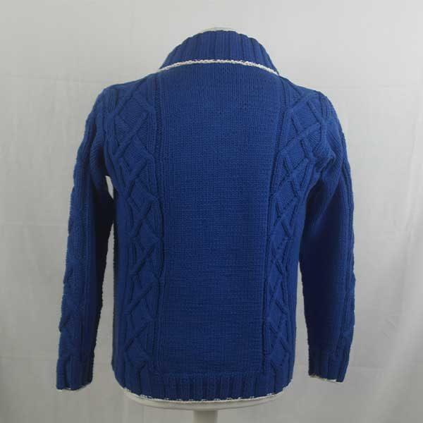 207 Twechar Sweater 272b Royal-White