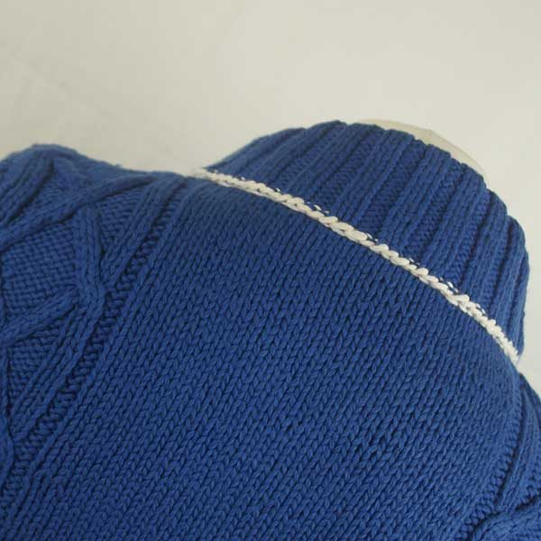207 Twechar Sweater 272c Royal-White