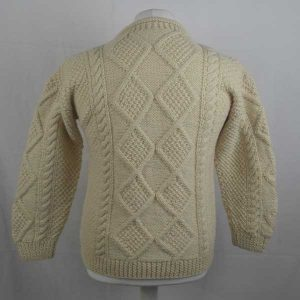 223 Rhu Sweater 266b Cream D002