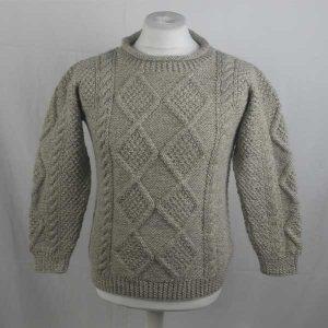 223 Rhu Sweater 267a Ash N602