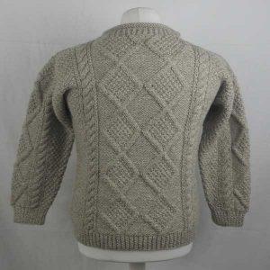 223 Rhu Sweater 267b Ash N602