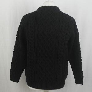 1A Country Meetings Crew Neck Sweater 336b Black 44