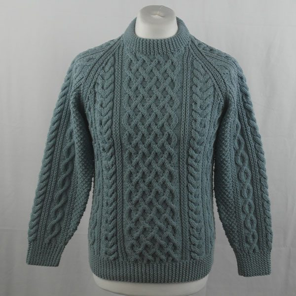 1A Country Meetings Crew Neck Sweater 351a Larkspur 567