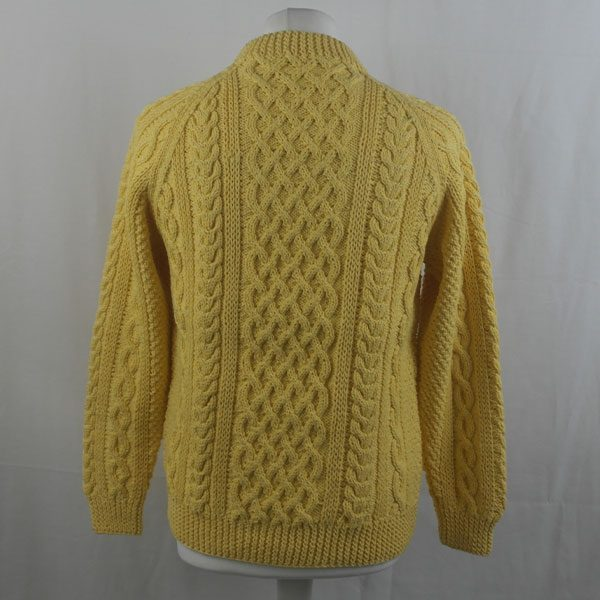 1A Country Meetings Crew Neck Sweater 352b Yellow 509