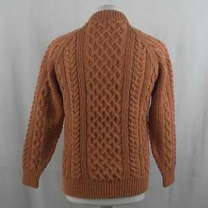 1A Country Meetings Crew Neck Sweater 355b Russet 564