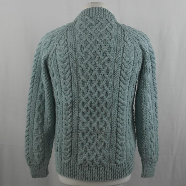 1A Country Meetings Crew Neck Sweater 356b Powder Blue 522