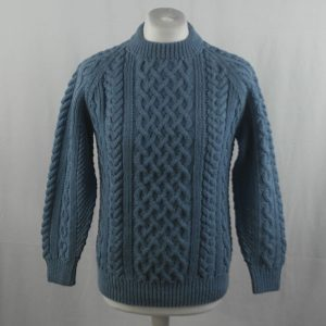 1A Country Meetings Crew Neck Sweater 359a Mist 523